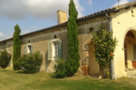 Grande Maison dans Sud-Ouest - Brignemont - Casa