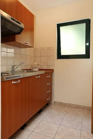 Studio flat with terrace Mokalo, Pelješac (AS-10201-c) - Stanković