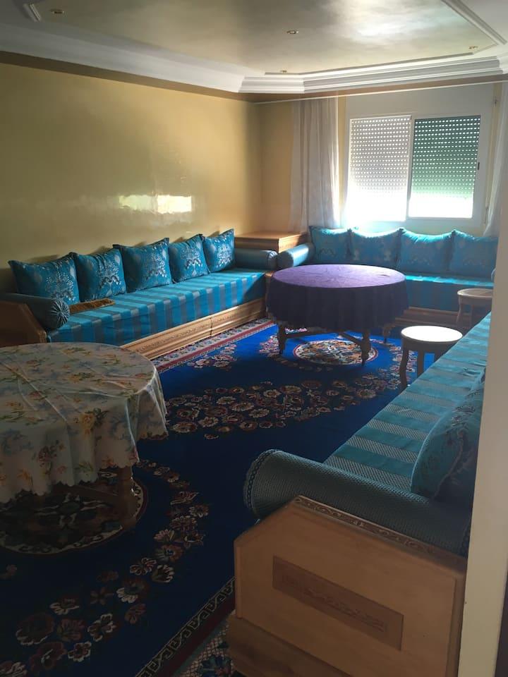 Sublime appartement résidence privée