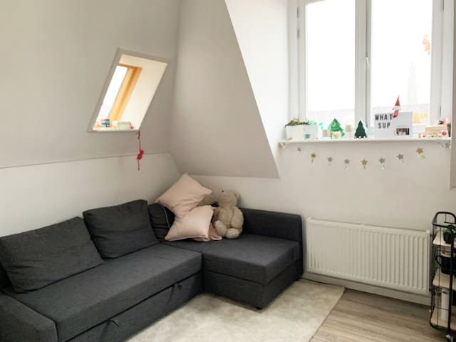 Lovely apartment for 2 at in great Jordaan area