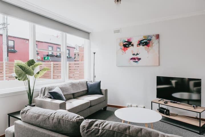 North Hobart Apartment
