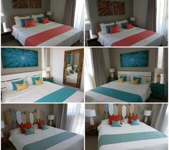 "Cosy & Brand New Beach Apartment - ""Casa Playa"" - Roches Noires - 公寓"