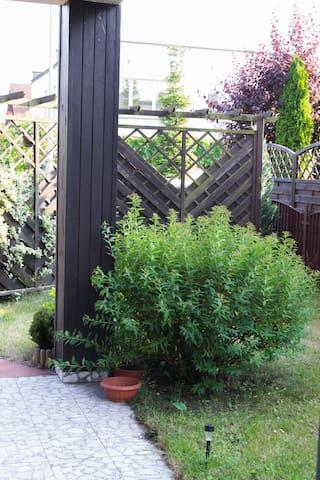 Klimatyczny pobyt   w domu z ogrodem - Wrocław - Dom