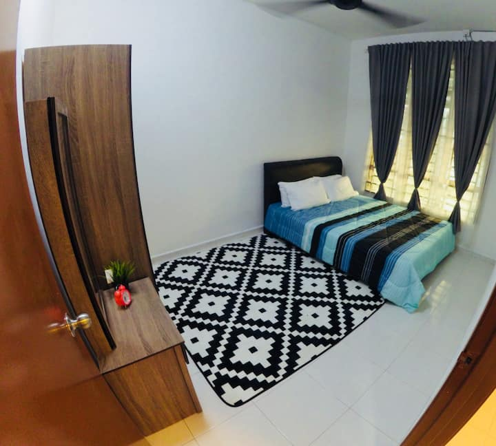 Bidara Homestay Pendang (6Pax) with WIFI