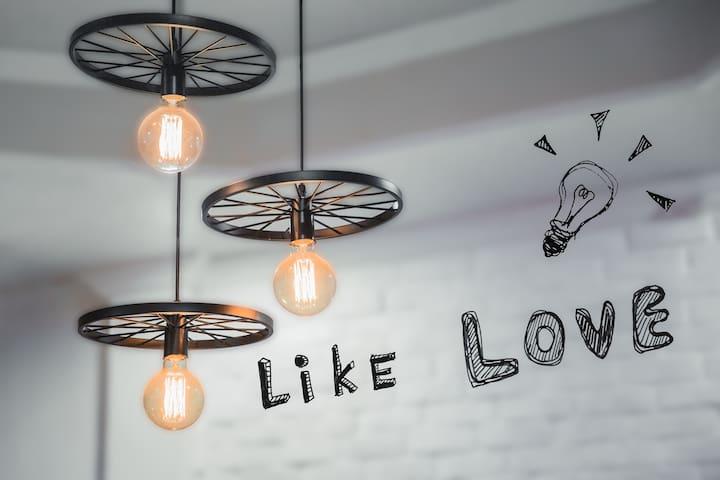 Like Love Boutique Hostel - Bangkokyai