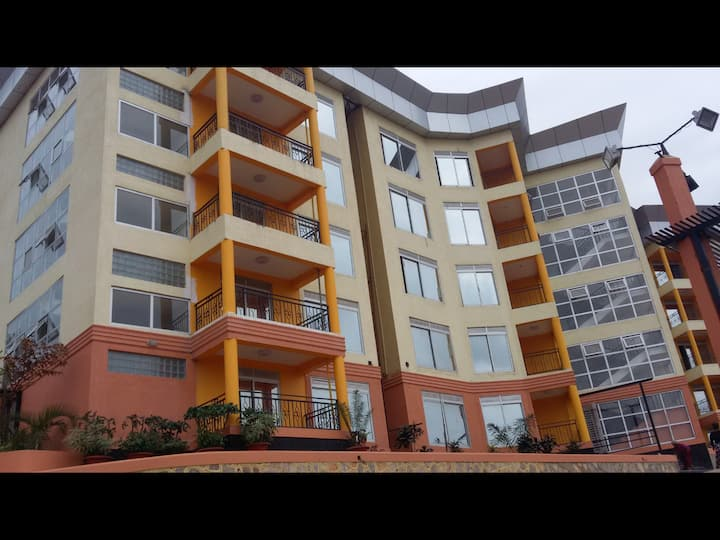 Africana Hotel Apartments
