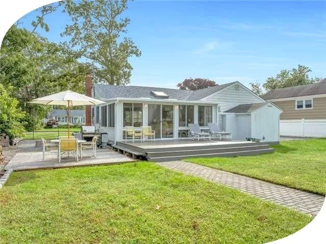 3 Bedroom Dockside Hamptons Cottage - East Quogue - Huis