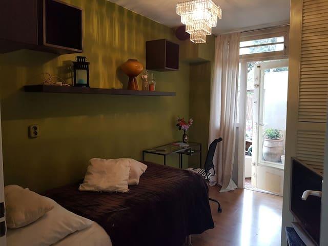 Charming room near the centrum - Amsterdam - Maison
