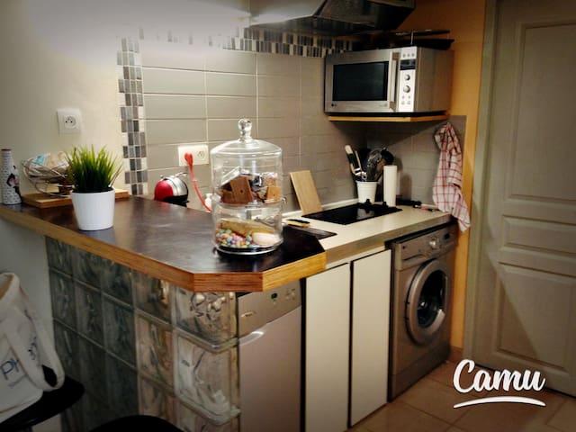 Cute & Cosy apartment in Paris, Nation