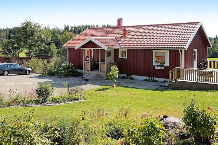 7 person holiday home in HENÅN