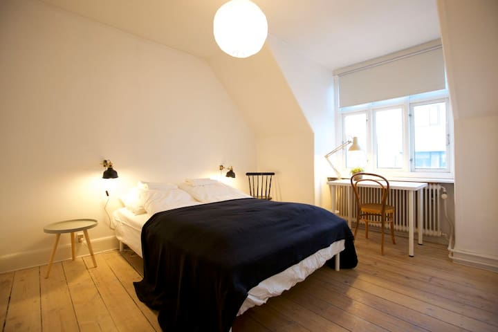 Cosy apartment in central Nørrebro - Copenhagen