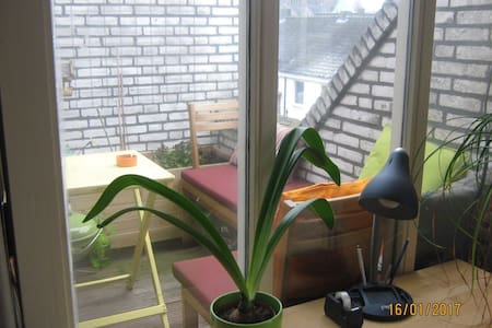 Cosy apartment near city center and Strijp-S - Eindhoven