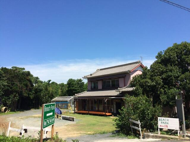 Japanese old house and 10 min on foot to the sea - Toyohashi-shi - บ้าน