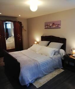 Suite privée à 7 km de Marciac dans villa