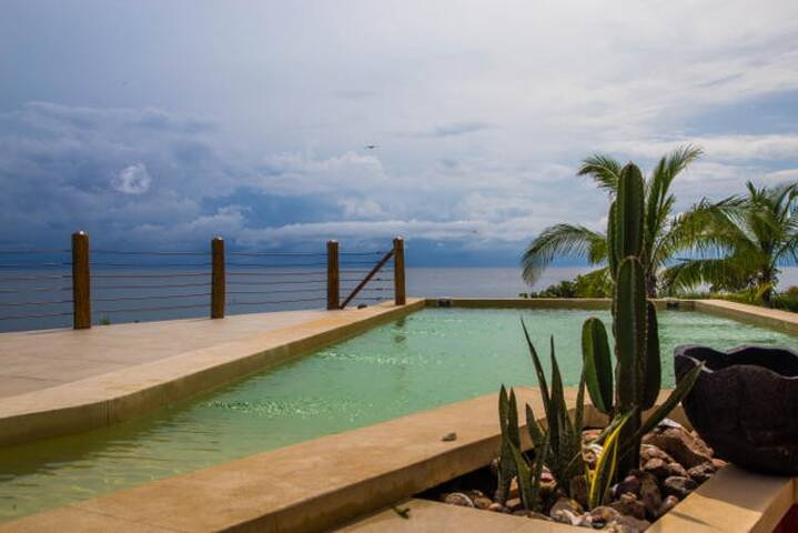 Beautiful Ocean view Suite with pool In Pedasi - Pedasi - Villa