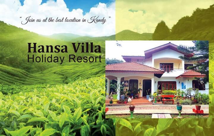 Hanssa villa