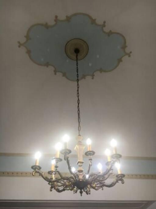 Salone azzurro