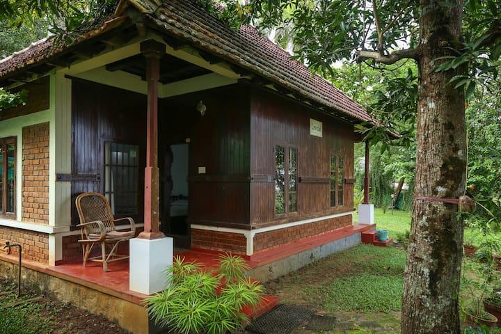 Lovedale Lakeside Homestay room 4 - Alapuzha - Bed & Breakfast