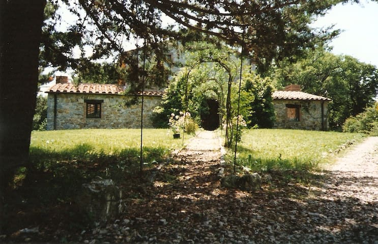 Nice cottage with a spledid view - Manciano - Villa