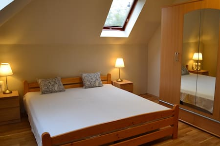 Family friendly, comfortable house  - Budapeste