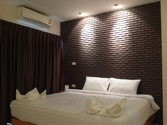 D-Superb Double Room - Patong - Guesthouse