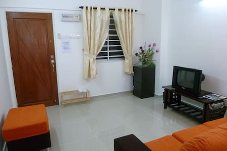 Cheap  homestay for 6 pax, 20min to Georgetown