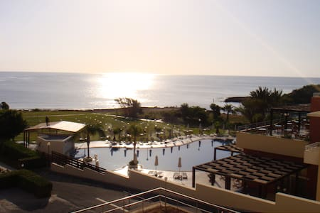 Beach front apartment - Protaras