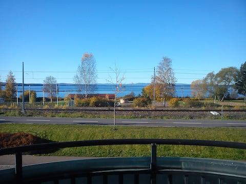 APARTMENT Rättvik to lake Siljan w