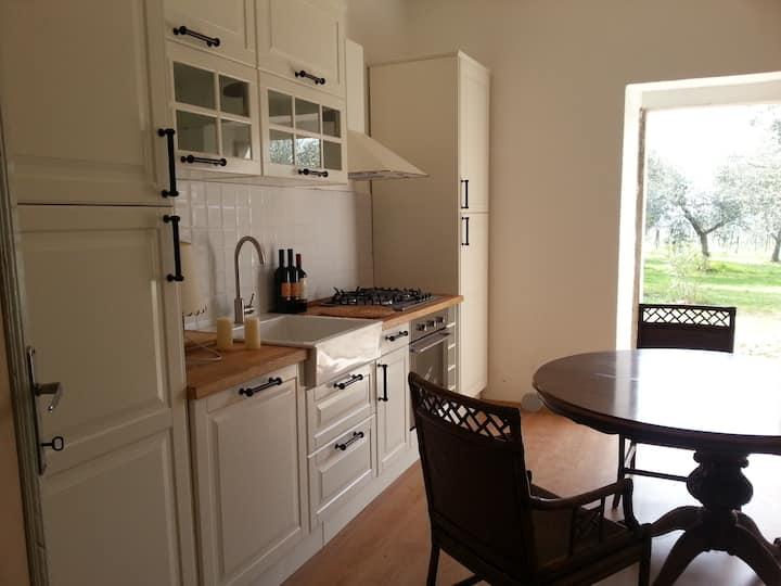 Wonderful house near Lake Garda