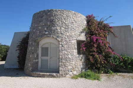 """Villa """" Il Fico"""" vista mare, Pescoluse - Salve - Haus"""