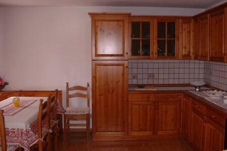 Apt in the heart of the Dolomites - Padola - Apartmen