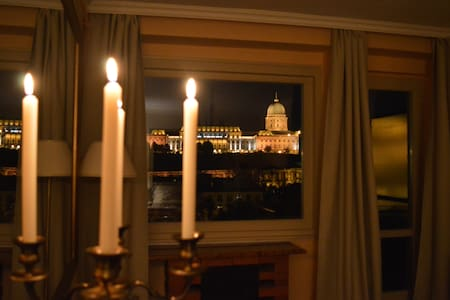 Castle View Apartment - Budapest - Apartment
