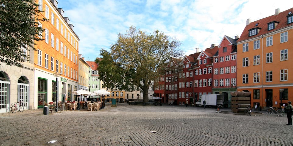 Prime Location (!), Spacious Apartment - Copenaghen - Appartamento