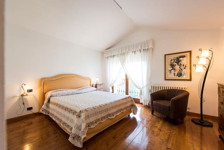 B&B Cirvoi Bellavista - camera matrimoniale - Cirvoi - Bed & Breakfast