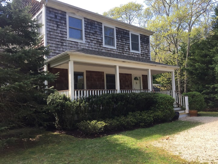 Charming Family Friendly Home in East Hampton