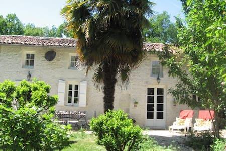 Gite du Calme Chambres d'Hotes Cognac - Chérac - Bed & Breakfast