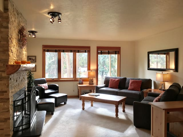 Cozy and Newly Updated Keystone Condo