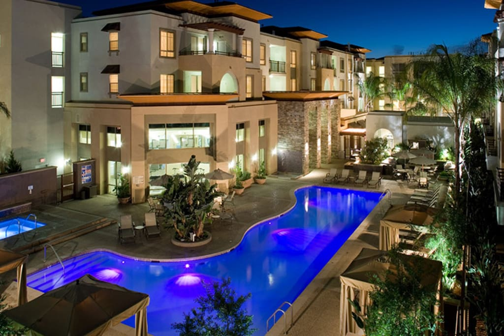 """""""BEST"""" Hollywood Los Angeles Luxury - Apartments for Rent ..."""