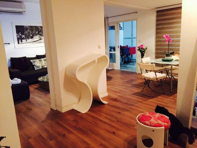 Dream apartment next to rabin Squar - Tel Aviv-Yafo - Apartamento