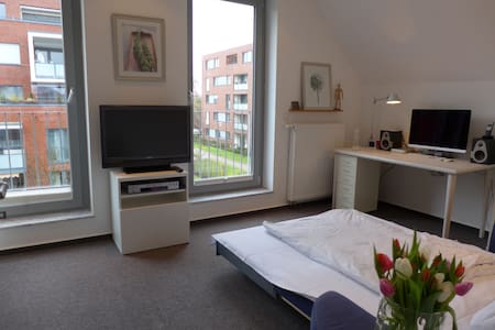 Room with own bathroom & breakfast! - Hannover - Bed & Breakfast
