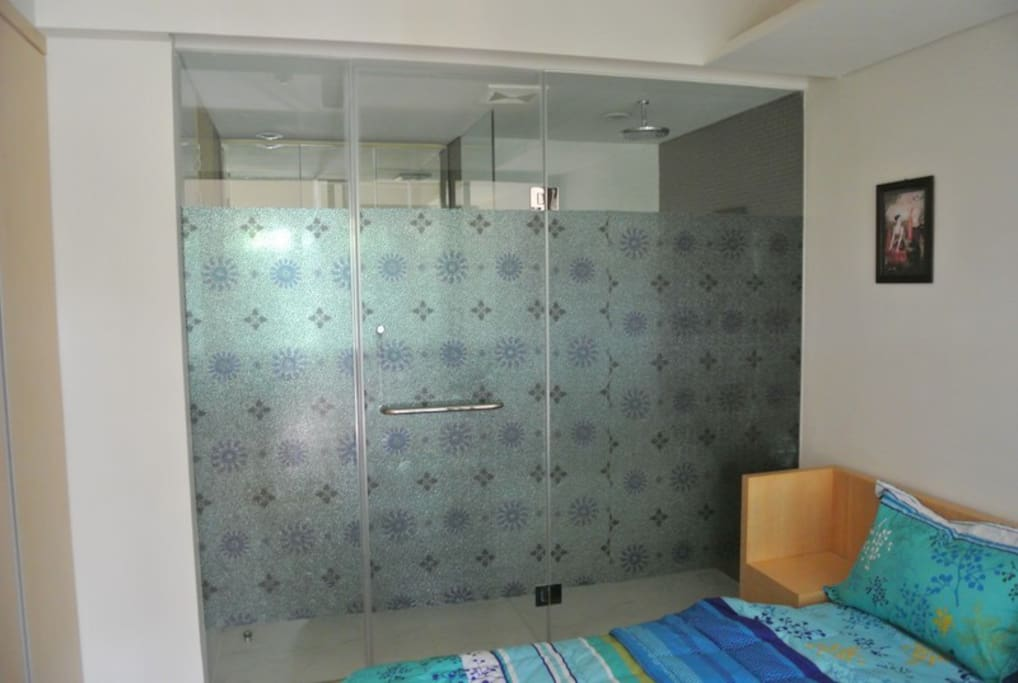 Bathroom from Bedrom