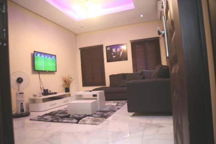 The Westwood Luxury Apartment Lekki, Phase l