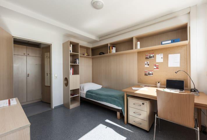 20区便利学生宿舍