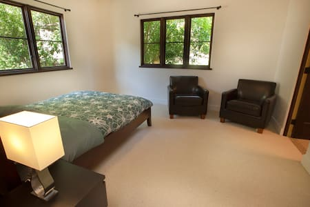 Luxurious living in Mill Valley - Mill Valley - Bed & Breakfast