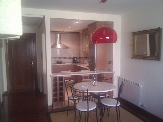 Apartamento junto a Cabárceno. - Cantabria - Apartment