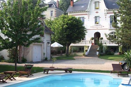 Une halte de charme à la Fontaine - Tours - Bed & Breakfast