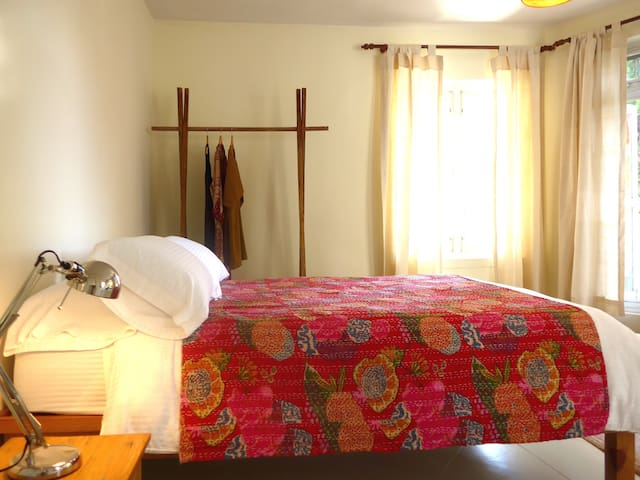 Peaceful Apartment Near Boudha Stupa - Kathmandu - Apartament