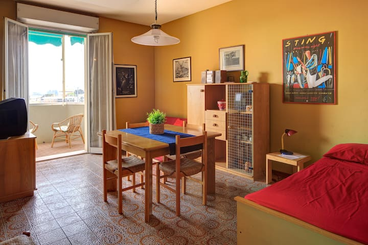 Appartamento Zona Centro Vista Mare - Riccione - Apartament