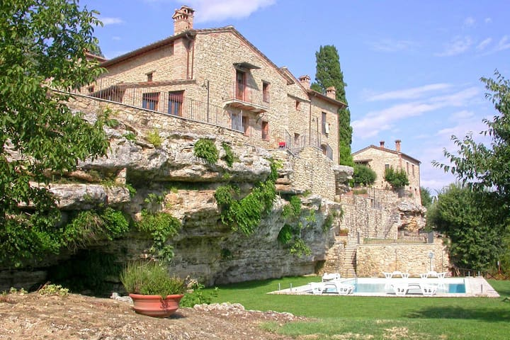 A Charming House in Asciano - Siena - Asciano - Apartment