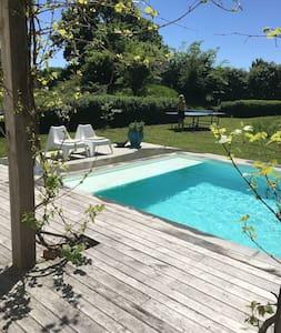 Lyxig villa med pool nära Sofiero